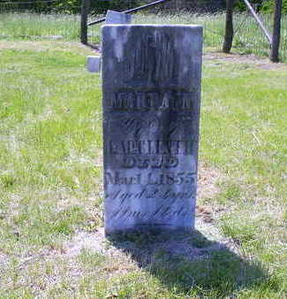 LLOYD MCCLINTIC, MARY ANN - Henry County, Iowa | MARY ANN LLOYD MCCLINTIC