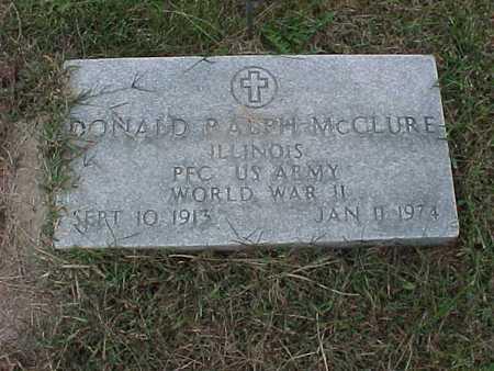 MCCLURE, DONALD RALPH - Henry County, Iowa | DONALD RALPH MCCLURE