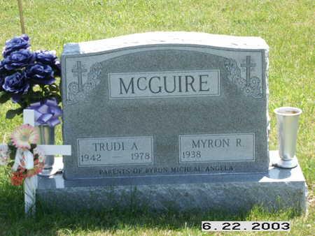 MCGUIRE, TRUDI - Henry County, Iowa | TRUDI MCGUIRE