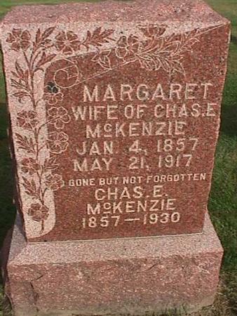 MCKENZIE, MARGARET - Henry County, Iowa | MARGARET MCKENZIE