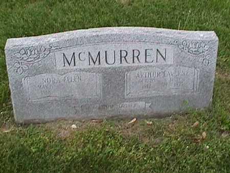 MCMURREN, NORA - Henry County, Iowa | NORA MCMURREN