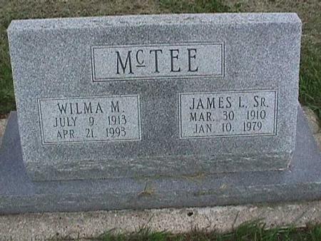 MCTEE, WILMA - Henry County, Iowa | WILMA MCTEE