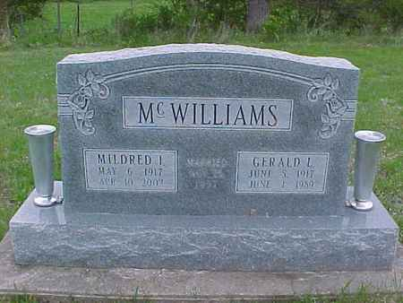 MCWILLIAMS, MILDRED - Henry County, Iowa | MILDRED MCWILLIAMS