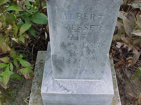 MESSER, ALBERT - Henry County, Iowa | ALBERT MESSER