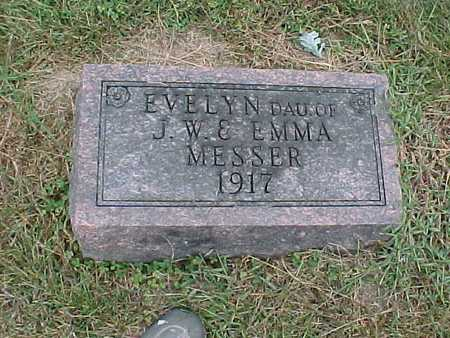 MESSER, EVELYN - Henry County, Iowa | EVELYN MESSER