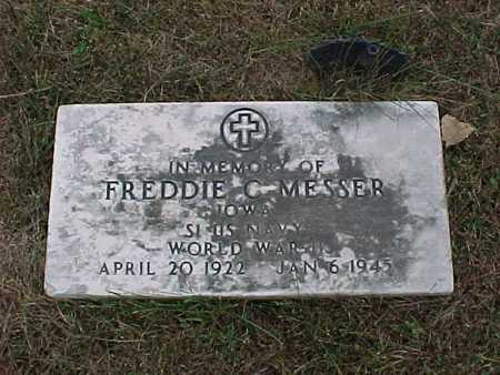MESSER, FREDDIE C. - Henry County, Iowa | FREDDIE C. MESSER