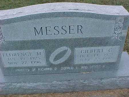 MESSER, GILBERT - Henry County, Iowa | GILBERT MESSER