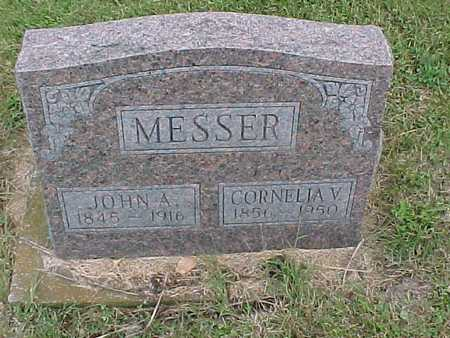 MESSER, CORNELIA - Henry County, Iowa   CORNELIA MESSER