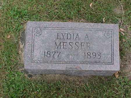 MESSER, LYDIA - Henry County, Iowa | LYDIA MESSER