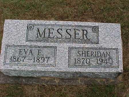 MESSER, EVA - Henry County, Iowa | EVA MESSER