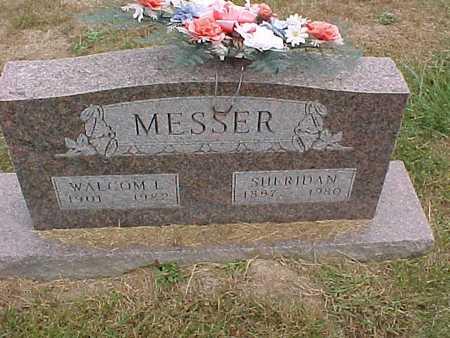 MESSER, SHERIDAN - Henry County, Iowa | SHERIDAN MESSER