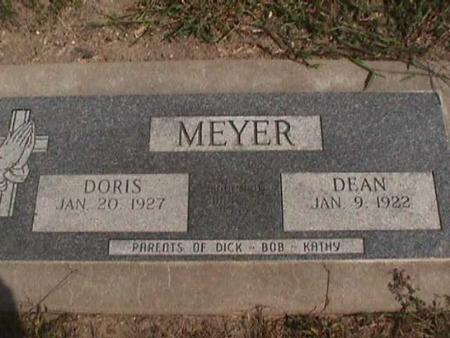 MEYER, DORIS - Henry County, Iowa | DORIS MEYER