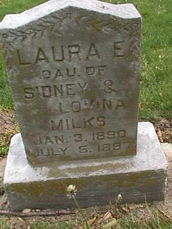 MILKS, LAURA - Henry County, Iowa | LAURA MILKS
