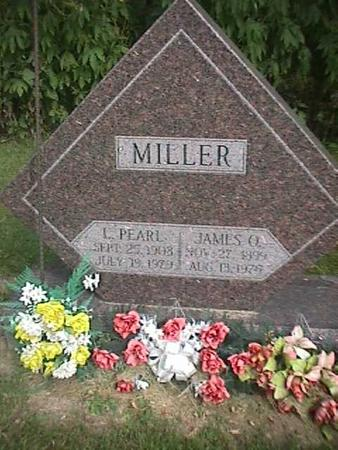 MILLER, L. PEARL - Henry County, Iowa | L. PEARL MILLER