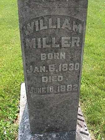MILLER, WILLIAM - Henry County, Iowa | WILLIAM MILLER