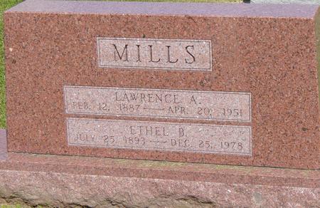 MILLS, ETHEL - Henry County, Iowa | ETHEL MILLS