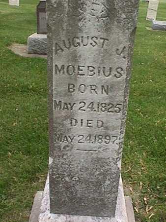 MOBEIUS, AUGUST J. - Henry County, Iowa   AUGUST J. MOBEIUS