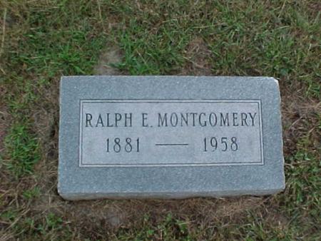 MONTGOMERY, RALPH - Henry County, Iowa   RALPH MONTGOMERY