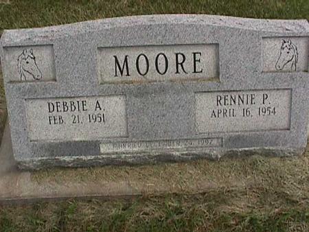 MOORE, RENNIE - Henry County, Iowa | RENNIE MOORE