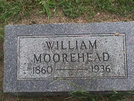 MOOREHEAD, WILLIAM - Henry County, Iowa | WILLIAM MOOREHEAD