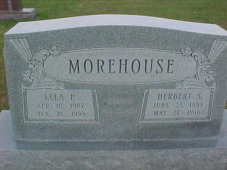 MOREHOUSE, HERBERT - Henry County, Iowa | HERBERT MOREHOUSE