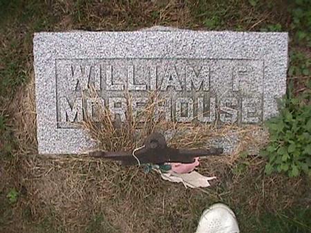MOREHOUSE, WILLIAM - Henry County, Iowa | WILLIAM MOREHOUSE