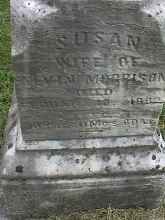 MORRISON, SUSAN - Henry County, Iowa | SUSAN MORRISON