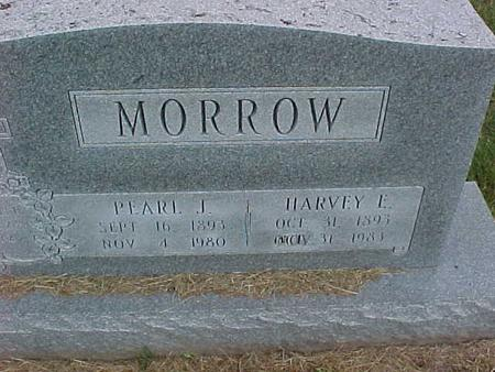 MORROW, HARVEY - Henry County, Iowa | HARVEY MORROW