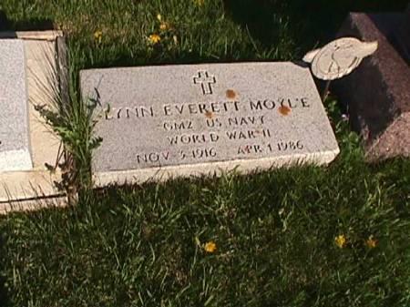 MOYLE, LYNN EVERETT - Henry County, Iowa   LYNN EVERETT MOYLE