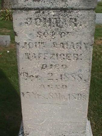NAFFZIGER, JOHN R. - Henry County, Iowa | JOHN R. NAFFZIGER