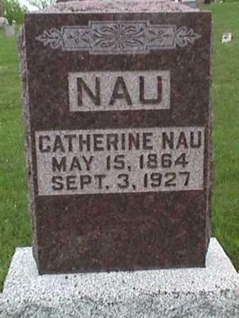 NAU, CATHERINE - Henry County, Iowa | CATHERINE NAU