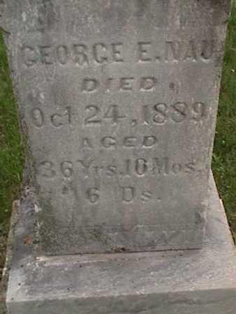 NAU, GEORGE E. - Henry County, Iowa | GEORGE E. NAU