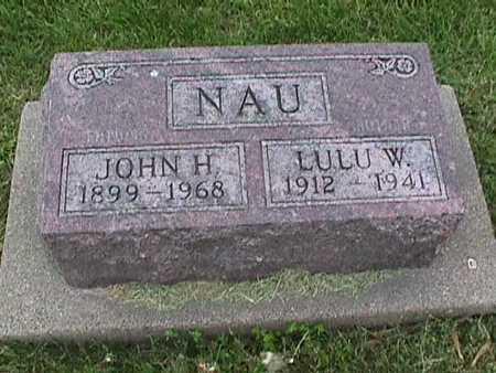 NAU, LULU - Henry County, Iowa | LULU NAU