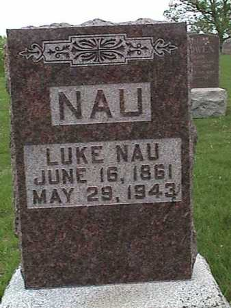 NAU, LUKE - Henry County, Iowa | LUKE NAU