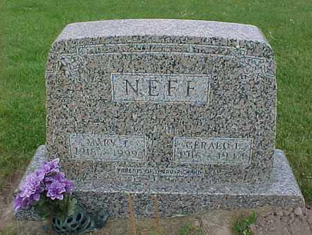 NEFF, MARY - Henry County, Iowa | MARY NEFF
