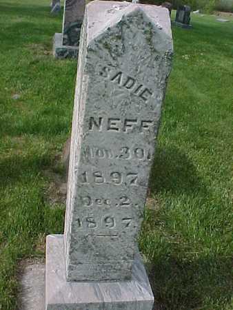 NEFF, SADIE - Henry County, Iowa | SADIE NEFF