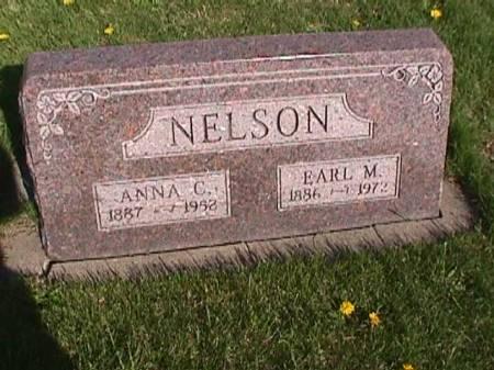 NELSON, ANNA C. - Henry County, Iowa | ANNA C. NELSON