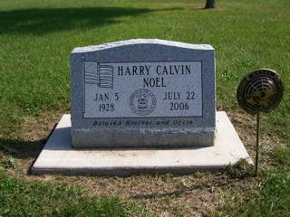 NOEL, HARRY CALVIN - Henry County, Iowa | HARRY CALVIN NOEL