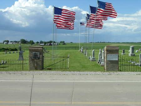 NORTH WAYNE, CEMETERY - Henry County, Iowa | CEMETERY NORTH WAYNE
