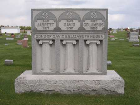 NUGEN, DAVID - Henry County, Iowa | DAVID NUGEN