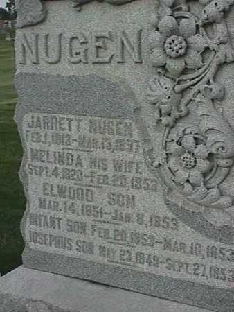 NUGEN, MELINDA - Henry County, Iowa | MELINDA NUGEN