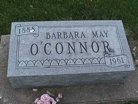 O'CONNOR, BARBARA MAY - Henry County, Iowa | BARBARA MAY O'CONNOR