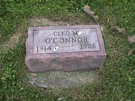 O'CONNOR, CLEO - Henry County, Iowa | CLEO O'CONNOR