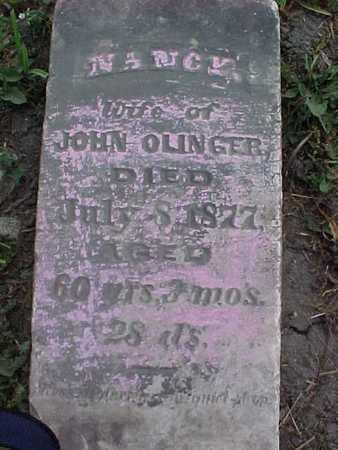 OLINGER, NANCY - Henry County, Iowa | NANCY OLINGER