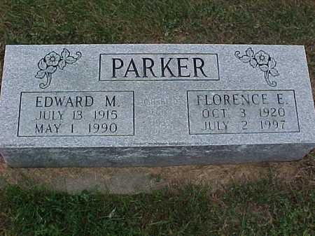 PARKER, EDWARD - Henry County, Iowa | EDWARD PARKER