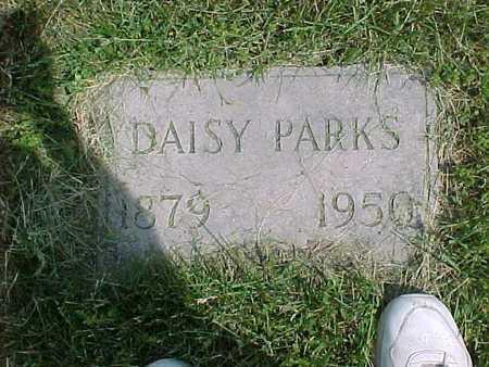 PARKS, DAISY - Henry County, Iowa | DAISY PARKS