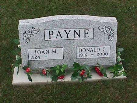 PAYNE, JOAN - Henry County, Iowa | JOAN PAYNE