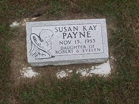 PAYNE, SUSAN KAY - Henry County, Iowa | SUSAN KAY PAYNE