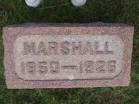 PERKINS, MARSHALL - Henry County, Iowa   MARSHALL PERKINS