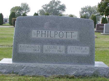 PHILPOTT, RAYMOND S - Henry County, Iowa | RAYMOND S PHILPOTT